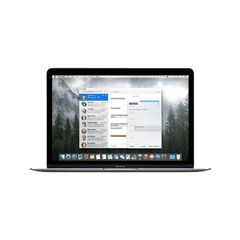 The New Macbook 12'' 256GB - 2016