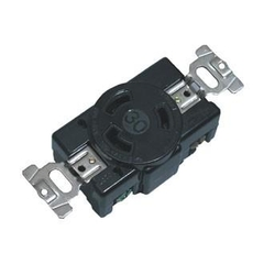 Ổ CẮM LOCKING WF2315WK - 125V - 15A - 2P + Ground .Model WF2315WK