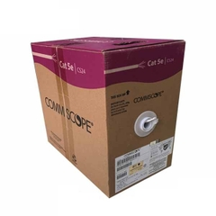 Cáp mạng COMMSCOPE Cat5e UTP 4 pair 6-219590-2