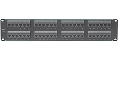 LS-PP-UC5E-48P, 48-Port Unshielded CAT5e Patch Panel