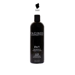 Dầu gôi xả Pacinos 2 in 1 - 2 N 1 Shampoo & Conditioner 473ml