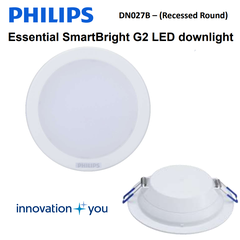 Đèn led downlight Philips DN027B 7W ( Đèn led âm trần Philips DN027B 7W )