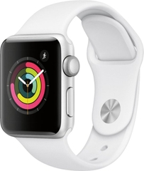 Apple Watch Series 3 - 42mm Trắng