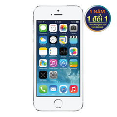 iPhone 5S Trắng Like New