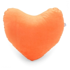 Gối Trang Trí Sofa Soft Decor ORANGE HEART