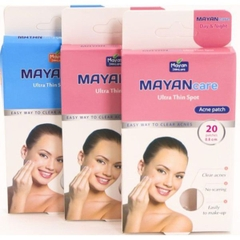 Miếng dán trị mụn Mayancare Ultra Thin Sport Plus Acne Patch