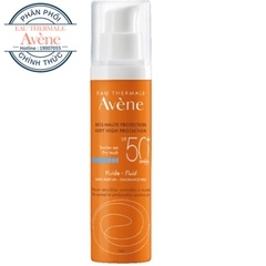 Kem Chống Nắng Avene Very High Protection Fluid SPF 50+ 50ML