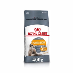 ROYAL CANIN - Hair & Skin care 400g