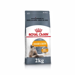 ROYAL CANIN - Hair & Skin care 2kg