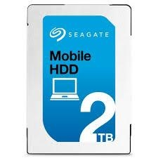 Ổ Cứng SEAGATE HDD 2TB 2,5