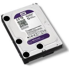 Ổ CỨNG WD HDD Purple 2TB 3.5