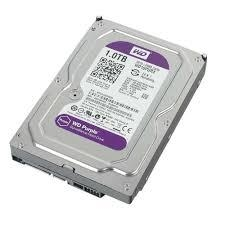 Ổ CỨNG WD HDD Purple 1TB 3.5