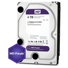 Ổ CỨNG WD HDD Purple 4TB 3.5