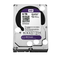 Ổ CỨNG WD HDD Purple 6TB 3.5