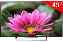Smart Tivi Sony 49 Inch 49X7000E, 4K Ultra HDR, MXR 200Hz