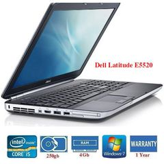 Dell Latitude E5520 Core i5-2520M Core i5-2520M/4Gb/250Gb