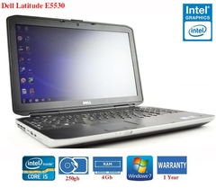 Dell Latitude E5530 Core i5-3210M Core i5-3210M/4G/250Gb
