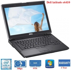 Dell latitude e6410 core i5-m520 card Nvidia 3100 2gb