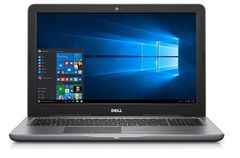 Laptop Dell Inspiron 5567 CWJK61 - Grey