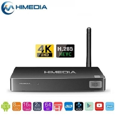 Android Tv Box Himedia H8 OctaCore Android 5.1