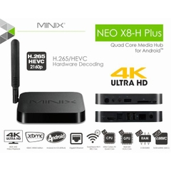 Android Tv Box Minix Neo X8H Plus