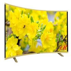 SMART TV ASANZO 40 INCH MÀN HÌNH CONG AS 40CS6000