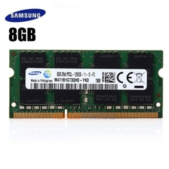 Ram Laptop Macbook 8GB PC3L bus 1600Mhz