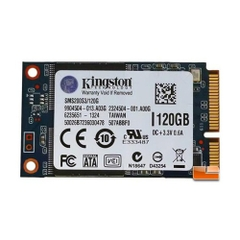 Ổ cứng SSD mSata 120GB Kingston