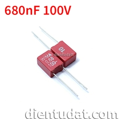 Tụ WIMA 0.68uF 680nF 100V