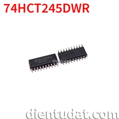 74HCT245DWR SMD DÁN TRUNG