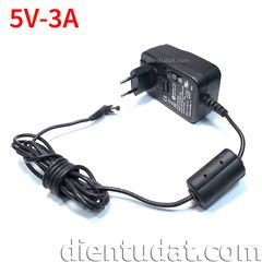 Adapter Globtek 5V - 3A