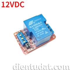 Module 1 Relay 30A - 12V Kích High/Low