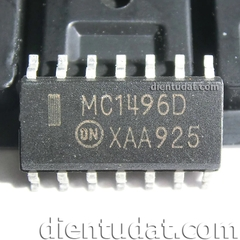 IC MC1496D SOP-14