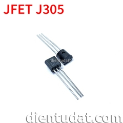 Transistor JFET J305 TO-92 N-Channel