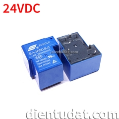 Relay Songle SLA-24VDC-SL-C