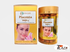 Nhau thai cừu golden health Placenta 50000mg TPCN005