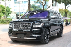 Lincoln Navigator Black Label L