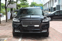 LINCOLN AVIATOR BLACK LABEL 2020