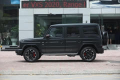 MERCEDES BENZ G63 AMG TRAIL PACKAGE