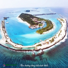 PARADISE ISLAND Maldives Resort & Spa (5N4Đ)