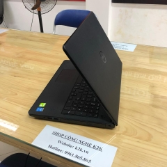 Dell Inspiron 3558 (Intel Core i3-5005U 2.0GHz, 4GB RAM, 500GB HDD, VGA Intel HD Graphics 5500, 15.6 inch)