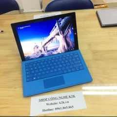 Surface Pro 3 i3 Ram 4G SSD 128G (Like New 99%)