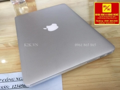 Apple Macbook Pro Retina MGXD2ZP/A (Mid 2014) (Intel Core i7 3.0GHz, 8GB RAM, 512GB SSD, VGA Intel IRIS PRO 1536MB, 13.3 inch ( 2560*1600))