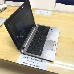 Laptop HP Probook 450 G2 (Intel core i5-5200U 2.2GHz, Ram 4GB, HDD 500GB, VGA AMD R5 M255 2GB, 15.6