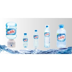 Nước LaVie 330,500,1500ml,20lit