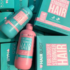 CẶP GỘI XẢ HAIRBURST UK 350ML *2