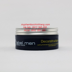 SÁP TẠO KIỂU LABEL.MEN DECONTRUCTOR 50G