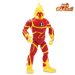 HEATBLAST - Ben 10 XL Super Size
