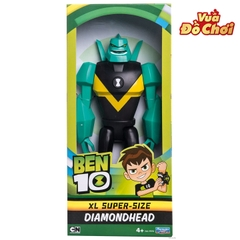 DIAMONDHEAD - Ben 10 XL Super Size