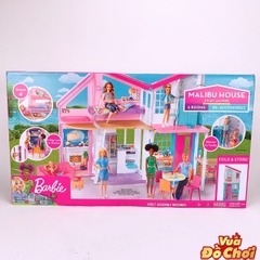 Barbie MALIBU HOUSE - Nhà Búp Bê Barbie